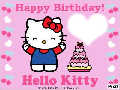 anniversaire hello kitty