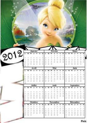 calendrier 2012