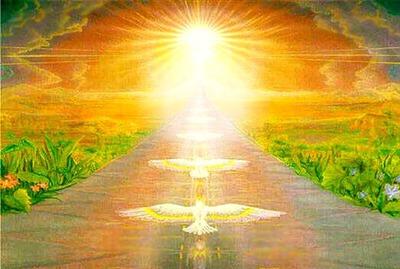 a luz da alma