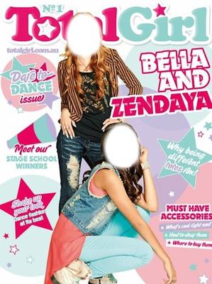 Zendaya i Bella