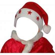 Enfant père Noël