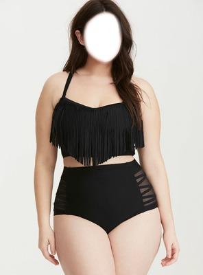 BBW, Bikini