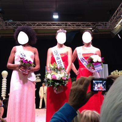 Miss Centre 2014