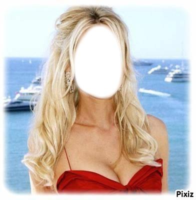 Femme Mannequins Blonde