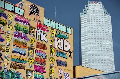Graffiti in New York City 3