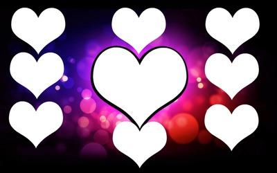 Saint Valentin Coeur
