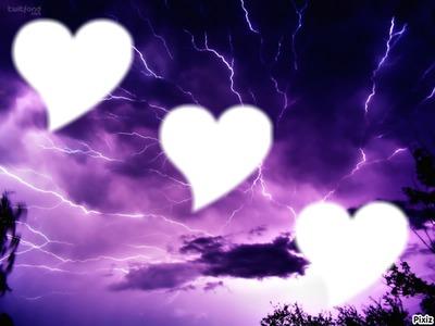 eclair coeur