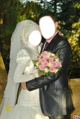Couple musulman