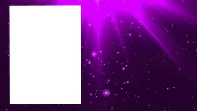 Purple Cadre Photo