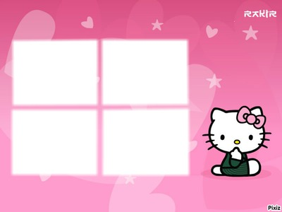 Hello Kitty oups
