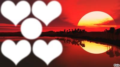 Coeur de Tiare Tahiti