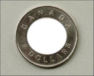 1 photo sur piece de monnaie