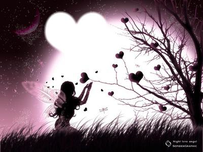 night fée in love