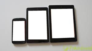 3 photos dans des objets tactiles