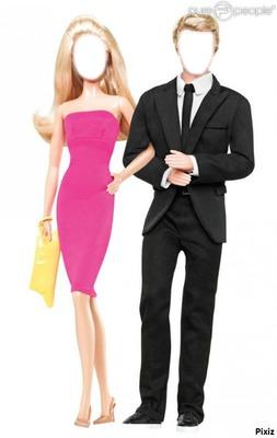Ken & Barbie!