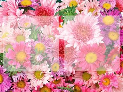 Fleur personnalisable