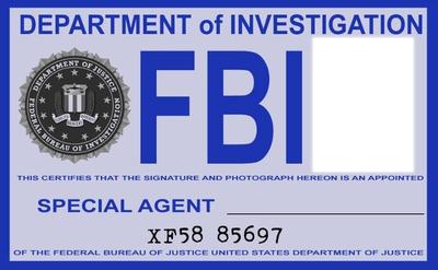 Ouail Punk - FBI