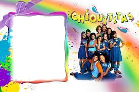 Porta Retrato Chiquititas