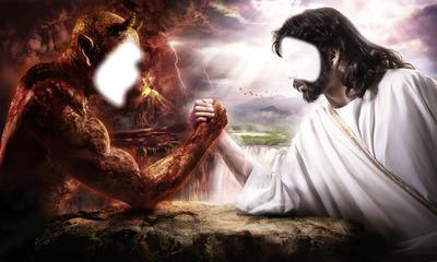 Image Ange Et Demon photo montage ange et demon - pixiz