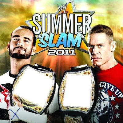 John Cena et CM Punk