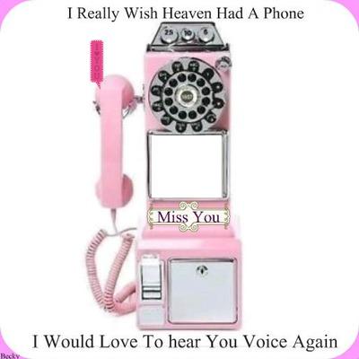 wish heaven had a phone