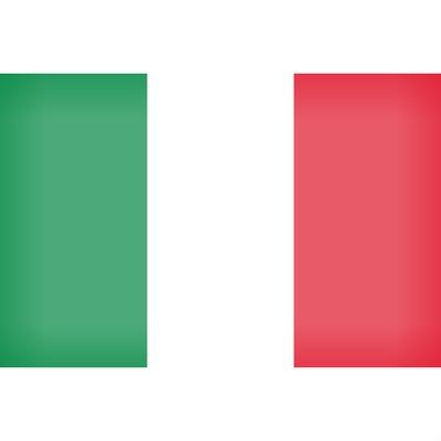 Filtre drapeau italie