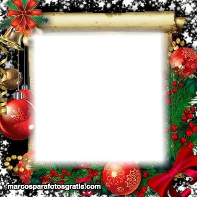 navidad con adornos