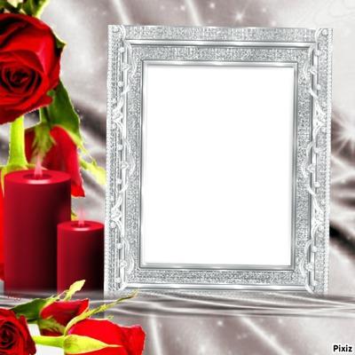 cadre en cristal 1 photo