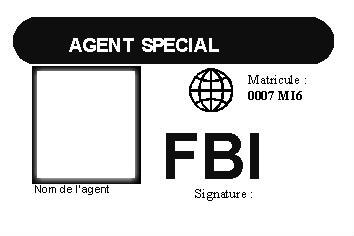FBI agent special