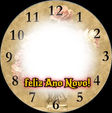 "Feliz Ano Novo! By""Maria Ribeiro"""