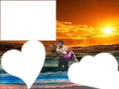 romance de playa