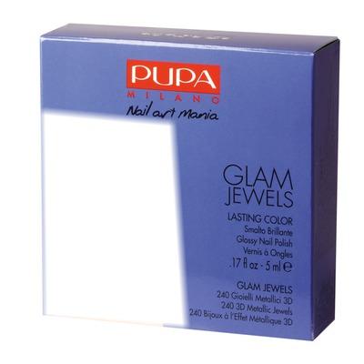 Pupa Glam Jewels Nail Art Kit Blue
