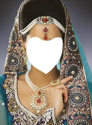 femme indian