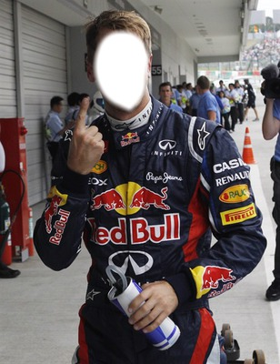 Vettel the best