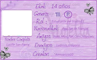 Carte de violetta my blog - Carte violetta a imprimer ...