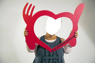 Mimi Mathy (les restos du cœur)