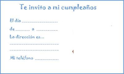 Montaje Fotografico Invitaciones De Cumpleaños Pixiz