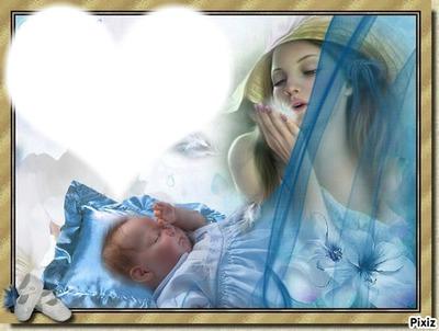 cadre fète des mère
