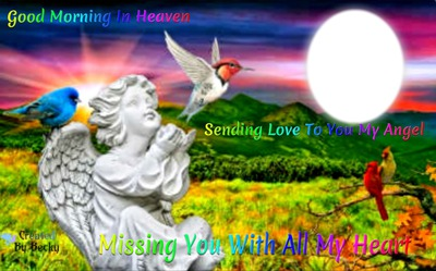 GOOD MORNING IN HEAVEN