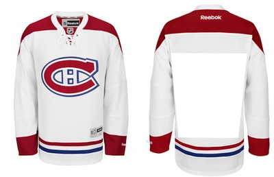 Photo Montage Chandail Canadiens Pixiz