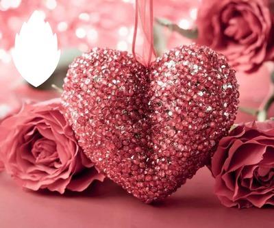 cuore rose
