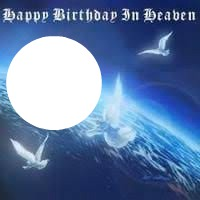 birthday in heavwn
