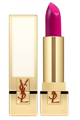 Yves Saint Laurent Rouge Pur Couture Lipstick in Fuchsia