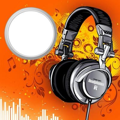 Photo montage Dj CS Love Music 6 - Pixiz