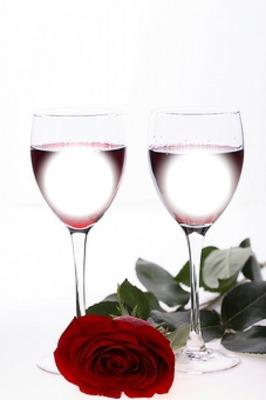 vino y rosa
