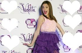 6 photos avec Violetta