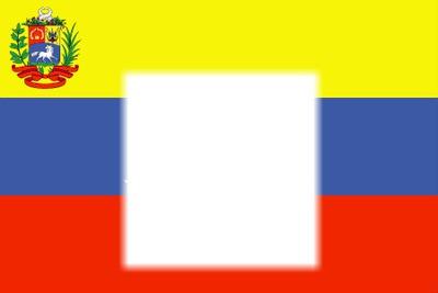 Montaje Fotografico Bandera De Venezuela Pixiz