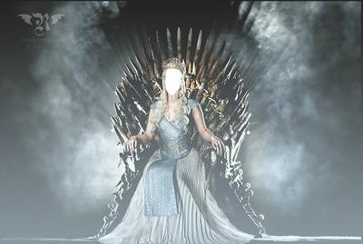khaleesi queen reine game of thrones