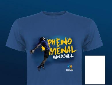 Tee-shirt Phénomènal Handball