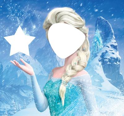 Top Montage photo Elsa la reine des neiges - Pixiz RQ46